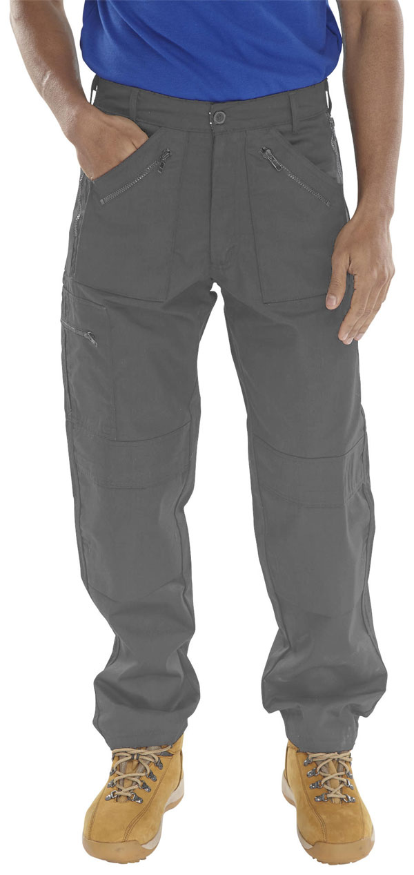 CLICK ACTION WORK TROUSERS - AWTGY