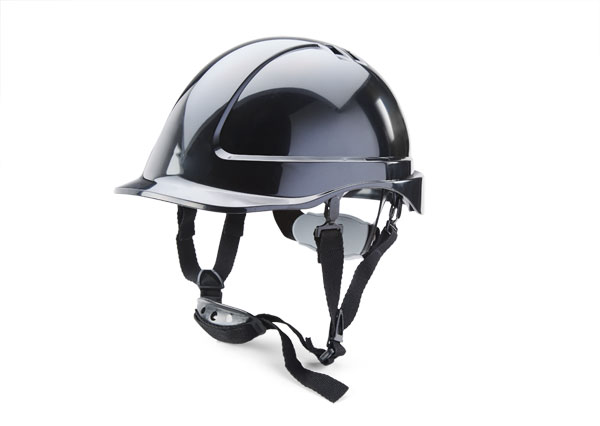 B-BRAND REDUCED PEAK HELMET - BBSHRPBL