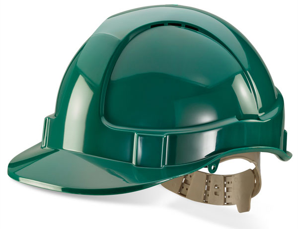 COMFORT VENTED SAFETY HELMET - BBVSHG