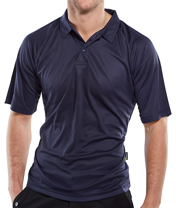 B-COOL POLO SHIRT - BCPKS