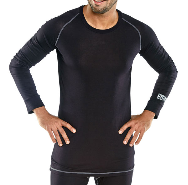 BASE LAYER LONG SLEEVE VEST - BLV