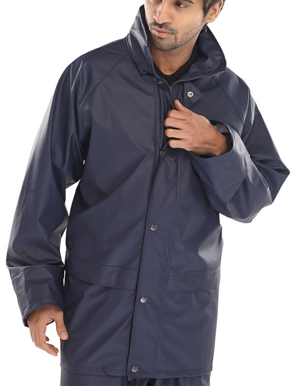BRECON TRANSFER COATED JACKET - BRECJN