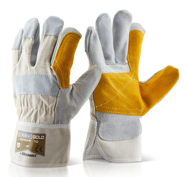 CANADIAN DOUBLE PALM HIGH QUALITY RIGGER GLOVE - CANDPP