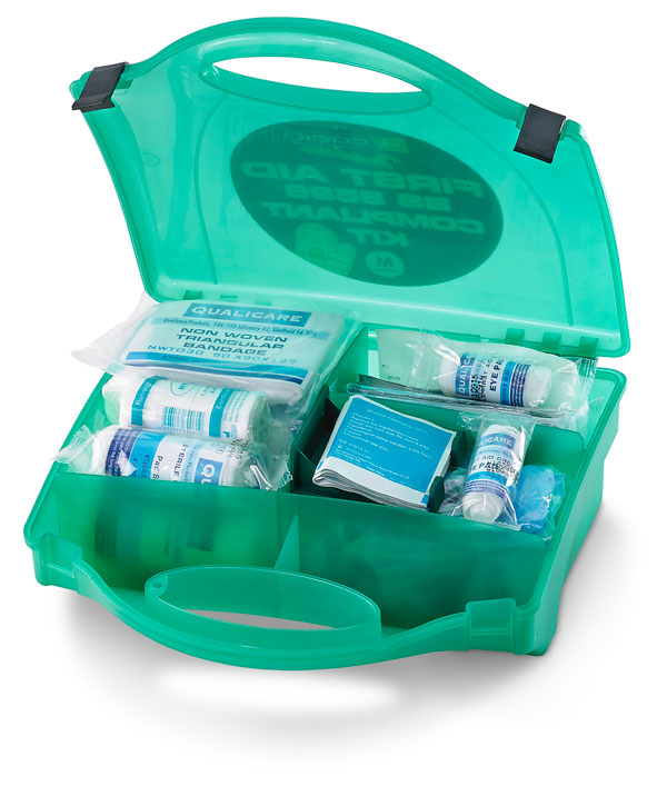 BS8599 MEDIUM FIRST AID KIT - CM0110