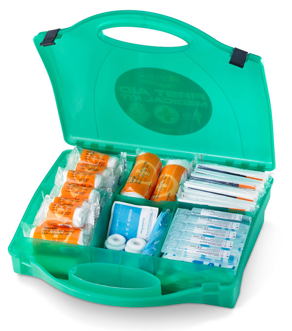 50 PERSON TRADER FIRST AID KIT - CM0250