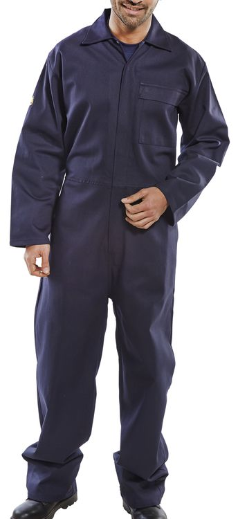 FIRE RETARDANT BOILERSUIT - CFRBSN