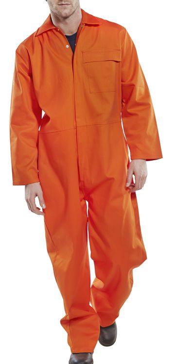 FIRE RETARDANT BOILERSUIT - CFRBSOR
