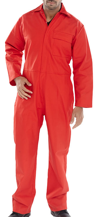 FIRE RETARDANT BOILERSUIT - CFRBSRE