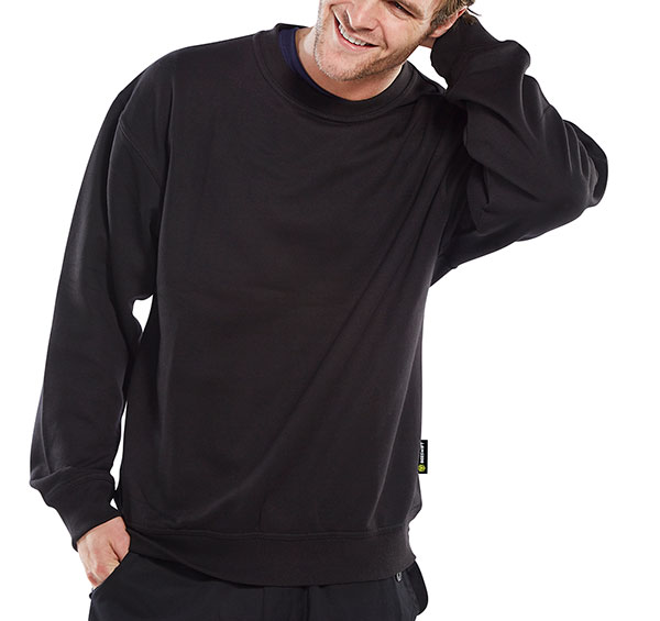CLICK PREMIUM SWEAT SHIRT - CPPCSBL