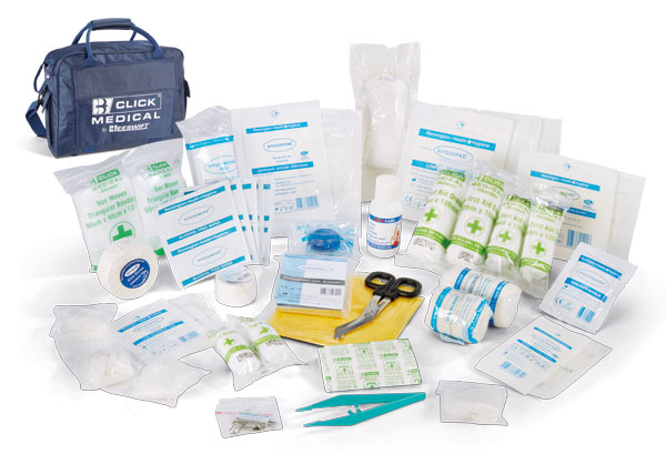 FOOTBALL FIRST AID KIT  - CM0067