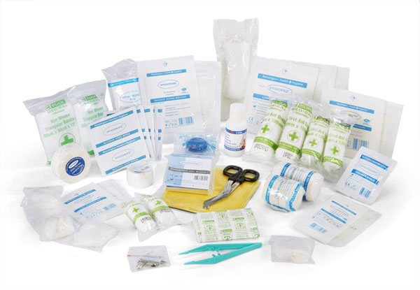 TEAM SPORTS FIRST AID KIT REFILL - CM0063