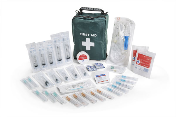 OVERSEAS STERILE ESSENTIALS TRAVEL KIT - CM0147