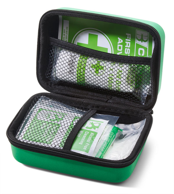 PERSONAL FIRST AID KIT IN HANDY FEVA BAG - CM0260