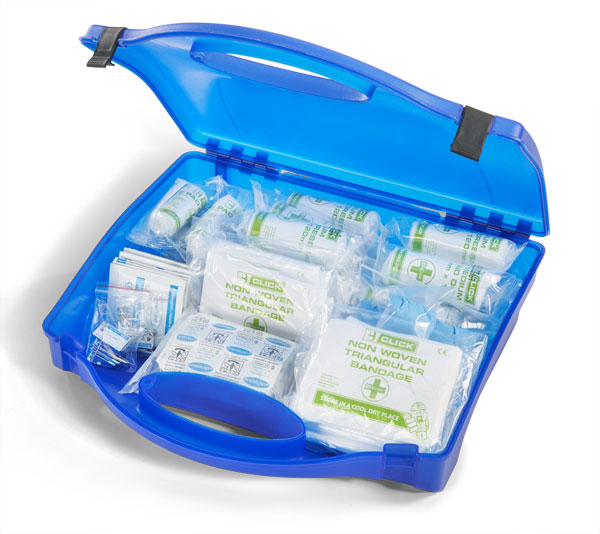 BS8599-1 MEDIUM KITCHEN / CATERING FIRST AID KIT - CM0309