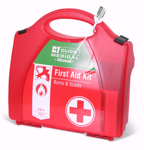 FIRST AID BURNS KIT - CM0320
