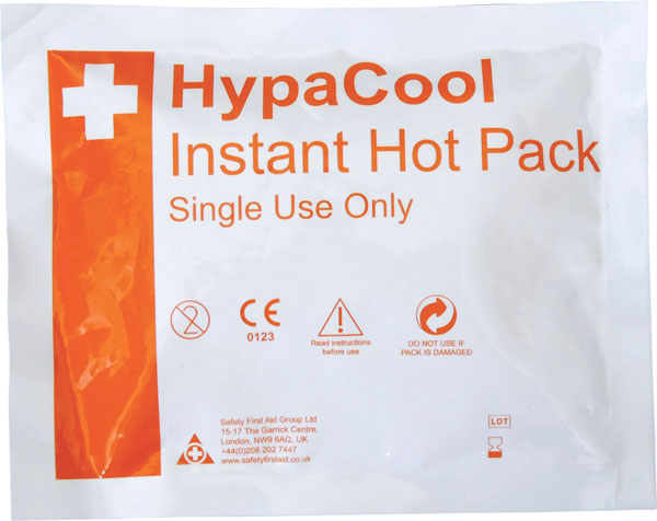 INSTANT HOT PACK SINGLE USE - CM0373