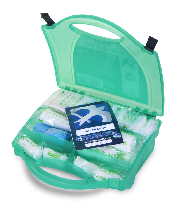 DELTA BS8599-1 SMALL WORKPLACE FIRST AID KIT - CM1804