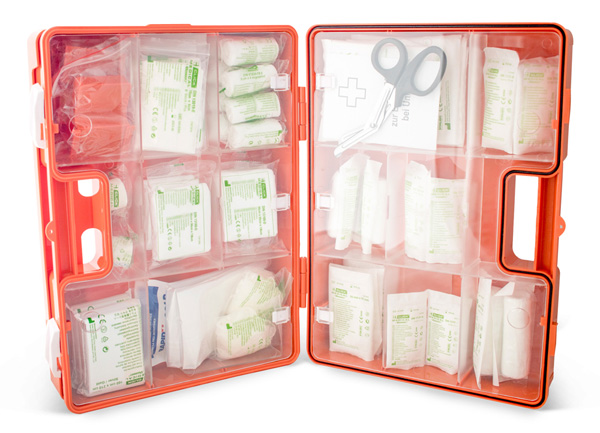 GERMAN FIRST AID KIT TO DIN STANDARD 13169 - CM1832