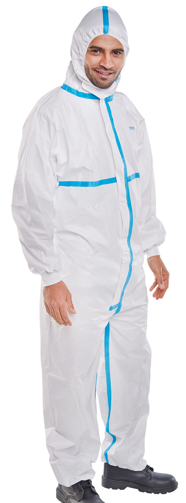MICROPOROUS DISPOSABLE COVERALL - COC30W