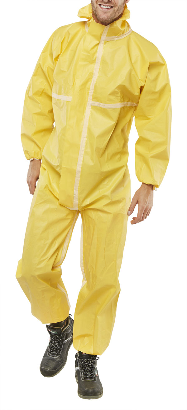SMS DISPOSABLE COVERALL - COC40Y