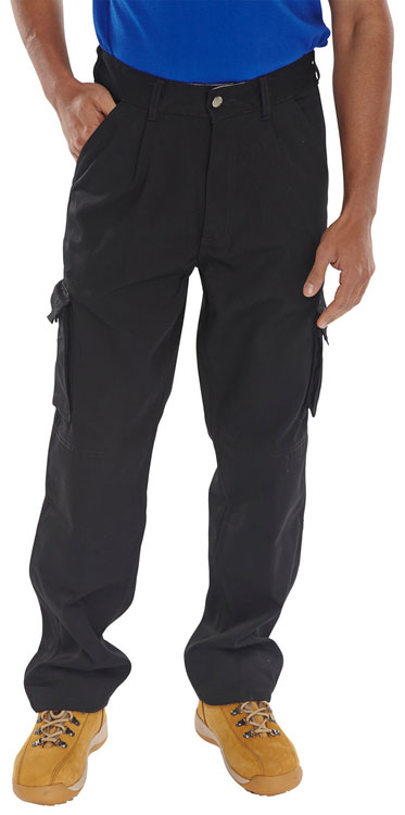 CLICK TRADERS NEWARK TROUSERS - CTRANTBL