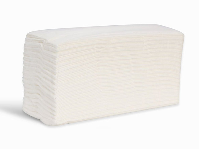 C-FOLD HAND TOWEL 2PLY WHITE  - NW12906