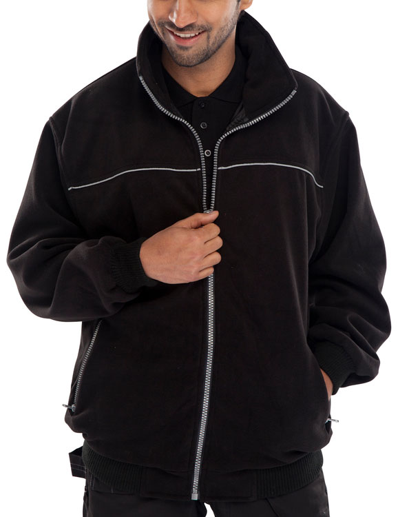ENDEAVOUR FLEECE - EN29BL