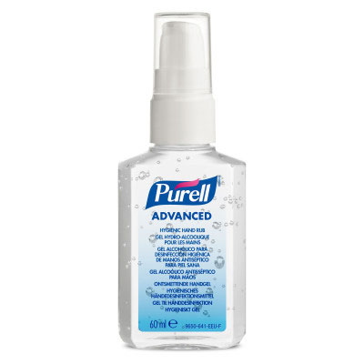 PURELL PERSONAL 59ML PUMP - GJ9606-24