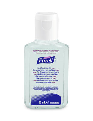 PURELL HAND SANITISING GEL VF481 60ML - GJ9689-24