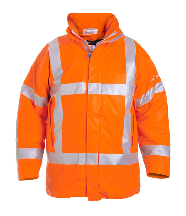 NORFOLK MULTI HYDROSOFT FLAME RETARDANT ANTI-STATIC WATERPROOF LINED PARKA  - HYD066850OR