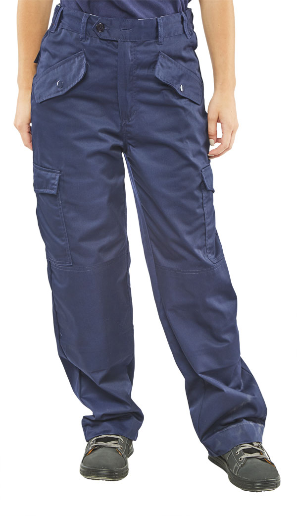 LADIES POLYCOTTON TROUSERS - LPCTHW