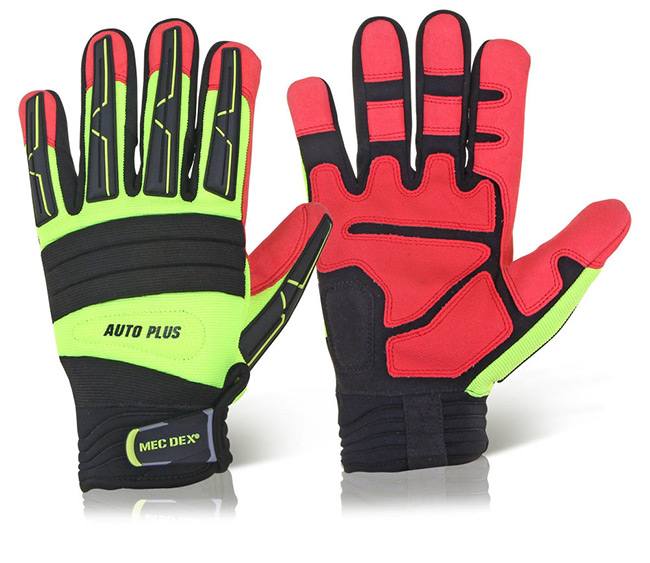 AUTO PLUS MECHANICS GLOVE - MECAP-622