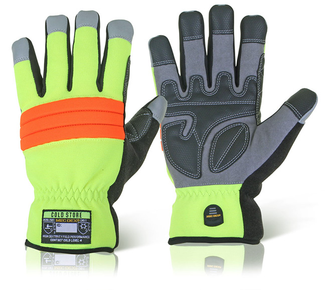 COLD STORE MECHANICS GLOVE - MECWN-741