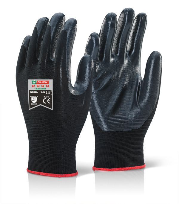 NITE STAR GLOVE BLACK - NDGBL