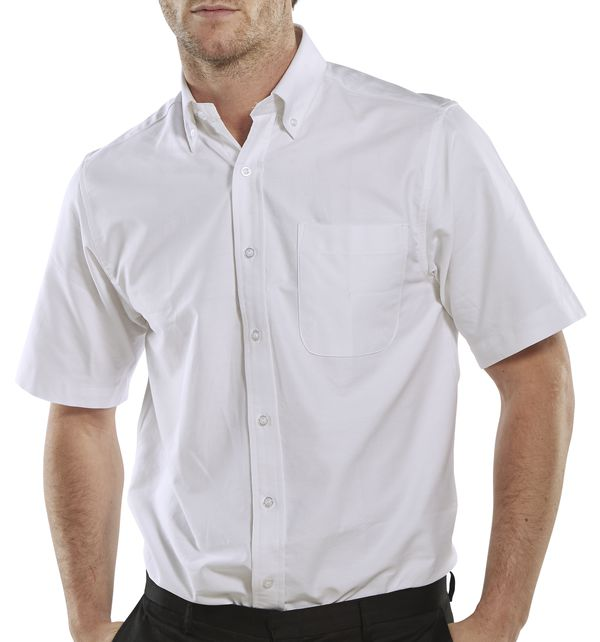 OXFORD SHIRT SHORT SLEEVE - OXSSSW