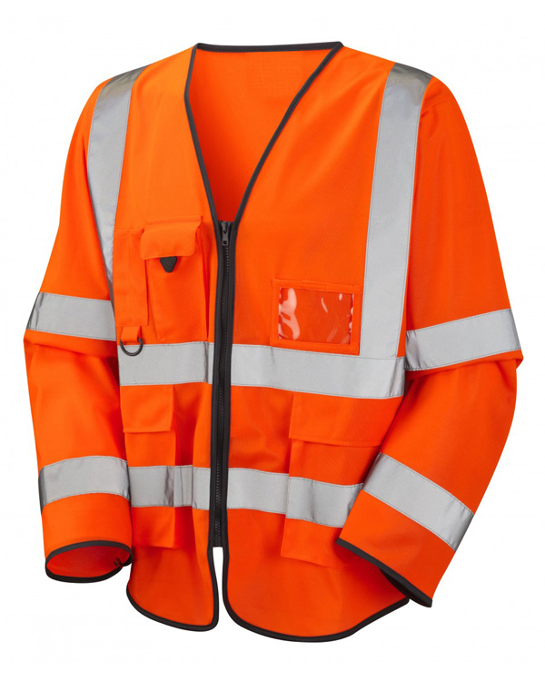 PKJ EXECUTIVE SLEEVED VEST - PKJEXECOR