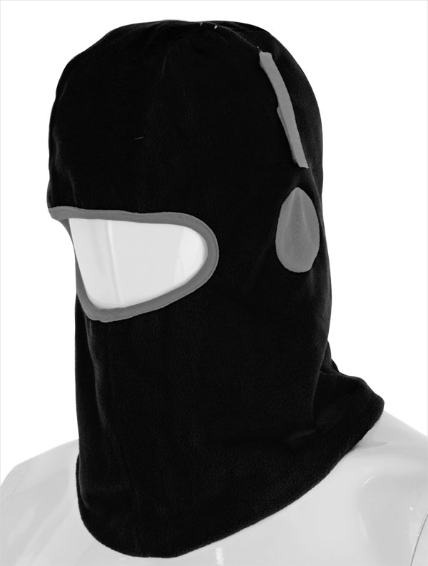BALACLAVA HOOK AND LOOP THINSULATE LINED - THBVC