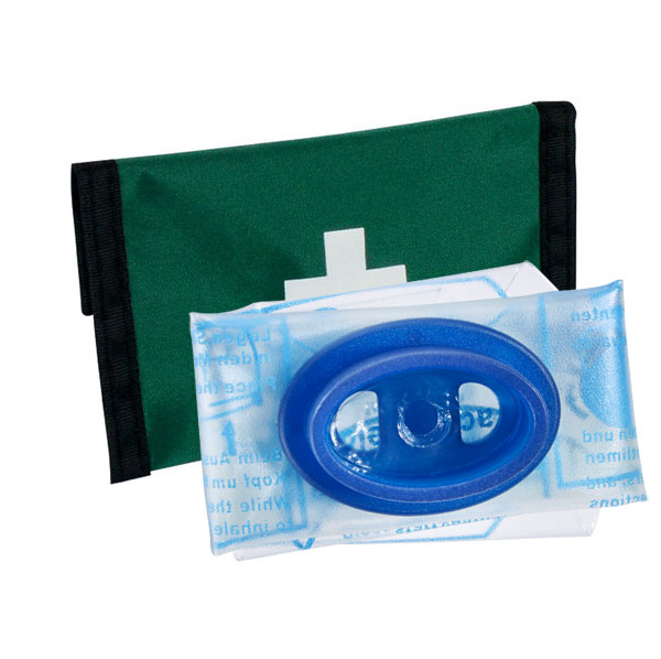 RESUSCIADE FACE SHIELD IN POUCH - CM0474